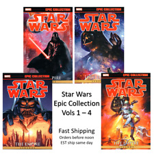 Star Wars Epic Collection : The Empire Volumes 1 2 3 4 : New with Fast Shipping