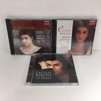 Cecilia Bartoli 3 CD Lot Opera