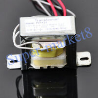 110V 220V AC IN 12VAC Out 10W Power Transformer for 6N3 Buffer Preamp