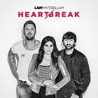LADY ANTEBELLUM 'HEART BREAK' CD (2017)