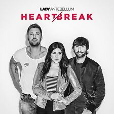 LADY ANTEBELLUM 'HEART BREAK' CD (2017)
