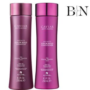 Alterna Caviar Infinite Colour Hold Shampoo 250ml & Conditioner 250ml Duo