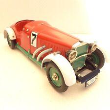 Fahrerfigur für Märklin Rennwagen Vorkrieg