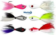Mustad Ultra Point Big Eye Buck Tail Jig (select one package)