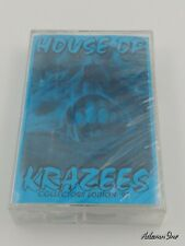 RARE SEALED HOUSE OF KRAZEES COLLECTORS EDITION '97 CASSETTE TAPE TWIZTID R.O.C.