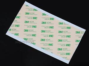 3M 467MP Double Sided Acrylic Adhesive Transfer Tape Sheet 200MP 100 x 200mm
