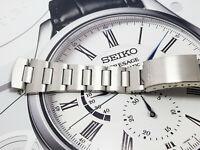 Bracelet Seiko 6139-6002 6000 6001 6005 Pepsi Pogue 19mm.