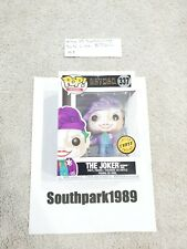Batman DC 1989 The Joker with Hat Limited Ed Chase Funko Pop #337 *IN HAND* #1