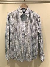 Genuine Versace Men's Long Sleeve Shirt - Size Small