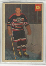 1954-55 PARKHURST  # 80 GEORGE GEE NICE CARD