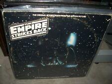 STAR WARS / JOHN WILLIAMS empire strikes back / original soundtrack ) 2lp book
