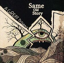 Same Old Story - A Great Disgrace (NEW CD 2011)