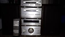 Technics SE HD301 HiFi Stereo Micro System Amplifier CD Cassette Tuner Speakers