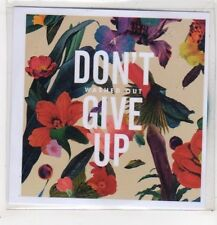 (GB963) Washed Out, Don't Give Up - 2012 DJ CD