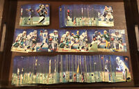 (250) 1998 Topps Stars Bronze Red Silver Gold Lot Sanders Marino Smith Favre