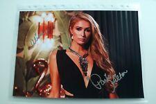 Autogramm Paris Hilton original autograph signed photo 20x30 8x10 top