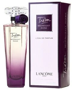 TRESOR MIDNIGHT ROSE * Lancome 2.5 oz / 75 ml Eau de Parfum Women Perfume Spray