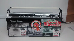 classic MINI MONTE CARLO tribute Cantilever metal toolbox gr8gift  free p&p
