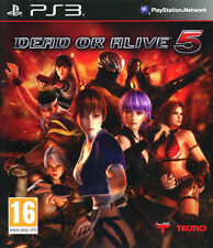 PS3 Dead or Alive 5  ITA NUOVO SIGILLATO  [PS31110]