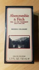 Abercrombie And Fitch Woods Cologne 1.7 Brand New! 100% Authentic