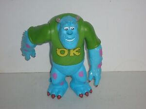 MUP1 James P Sullivan from Monsters University Plastic Character