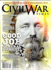 Civil War Times Magazine October 2016 Good Job General Pickett! GETTYSBURG...New