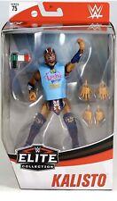 WWE Mattel Kalisto Elite Series #75 Figure