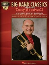 Big Band Classics Featuring Tony Scodwell Trumpet Play-Along Pack Arti 000672560