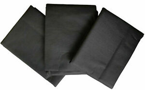 Weed Control Fabric Membrane Garden Landscape Ground Cover Sheet 1.5m x 1m