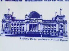 Rosenthal Studio Linie Deutscher Reichstag Berlin 50. Geburtstag ca 31 cm