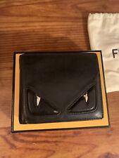 d46ffb05 Fendi Black Leather Wallets for Men for sale | eBay