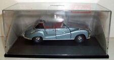 SCHUCO 1/43 - 81037 BMW 501 CABRIO - BLUE