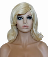 Forever Young Refined Curls Heat Safe Wig (Color 613 Blonde) 11 Stranger Things