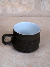 Denby-Langley Camelot Dark Green Older Coffee Cup England