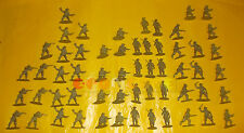 57 Soldatini Seconda Guerra Mondiale (Australiani) Toy Soldiers