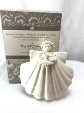 Margaret Furlong Shell Ornament With Bird W/Box, 3�