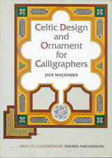 """""""Celtic Design and Ornament for Calligraphers"""" - 337 Illustrations"""