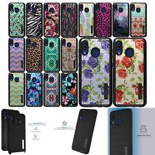 For [Samsung Galaxy A20 /A30][GRIP TACTICAL SET2] Slim Hybrid Grip Case