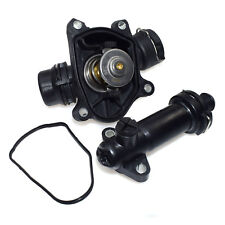 For BMW 3 e90 e91 e92 e93 EGR Thermostat+Coolant Thermostat Set 11517805811 New
