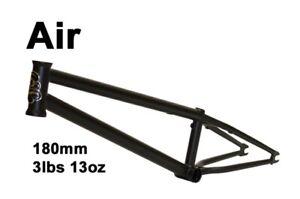 """SIN BMX AIR Frame Full Chromoly Heat Treated 21""""T/tube 50%Off RRP338"""