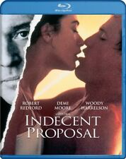 Indecent Proposal [New Blu-ray] Ac-3/Dolby Digital, True-Hd, Widescreen