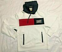Nike Men's Air Jordan Legacy Pullover Hoodie White CU1508-100 d Size Small