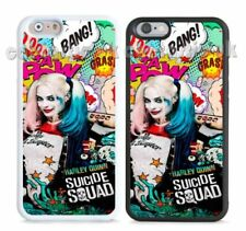 Harley Quinn Rigid Plastic Cases & Covers for iPhone 5