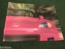 MINT 2002 HONDA CARS & SUV SALES BROCHURE 24 PAGES ORIGINAL (BOX 694))