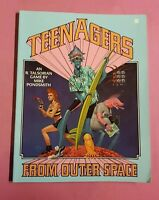 TEENAGERS FROM OUTER SPACE - RPG ROLEPLAYING GAME MIKE PONDSMITH R.TALSORIAN OOP