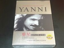 YANNI The Best Collection [5CD+DVD] Box Set
