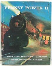 Pennsy Power II - Steam Diesel & Electric Locomotives of the Pennsylvania RR