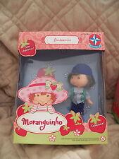 Strawberry Shortcake Brazil Huckleberry Pie Doll NIB Moranguinho Limaozinho