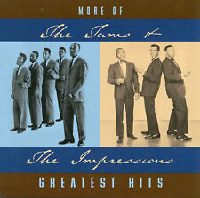 CD More of Tams & Impressions Greatest Hits