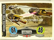 Force Attax Movie Card - Anakins Pod-Renner #120